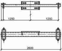 Траверса ТМ-20 (3.407.1-143.8.19) 45 кг